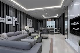 enchanting modern interior design living room home marvelous