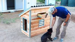 diy dog house for our new puppy quick and easy how to youtube