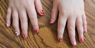 Baby Nail Art Design Nail Art Tips For Your Kid U0027s Tiny Fingers
