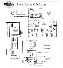 dining room floor plans lutsen lodge lutsen resort lake superior lodging