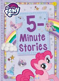 my little pony books toys