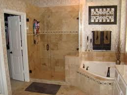 Travertine Bathroom Floor Honed Travertine Mediterranean Bathroom Dallas By Design