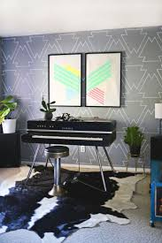 Sharpie Wall Mural Best 254 Wall Treatment Love Images On Pinterest Design