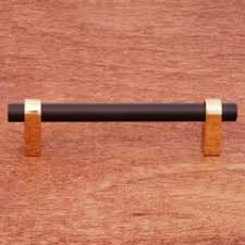 Oil Rubbed Bronze Cabinet Pull by Rk International Cp 55 Brb Solid Brass Cabinet Pull Handle