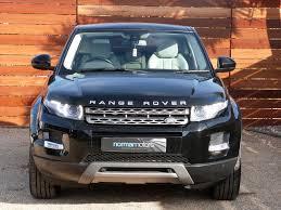 all black range rover used black land rover range rover evoque for sale dorset