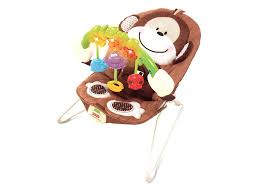fisher price baby bouncer chair monkey