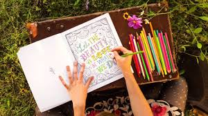 create magic a coloring book by katie daisy for adults and kids