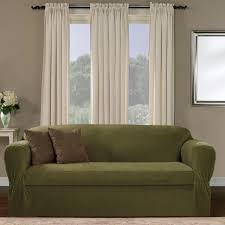 2 Piece Stretch Sofa Slipcover Collin Stretch Separate Seat Sofa Slipcover Sofa Slipcover