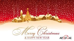 merry and happy new year from our family to yours nexgoal