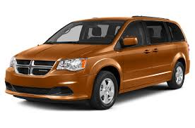 2015 dodge grand caravan new car test drive