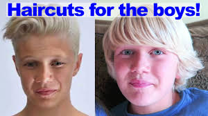 boys hair cut makeover bye bye hair hello pictures