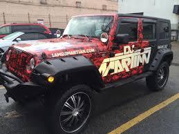 jeep vinyl wrap wraps
