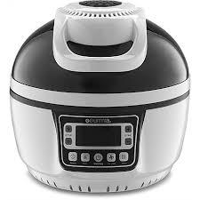 wifi cooker air fryer gourmia gta2800 wifi air fryer multi function halogen