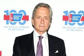 Michael Douglas      agent denies oral sex throat cancer claim despite     Mirror