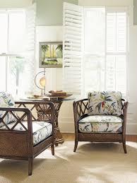bali hai aruba dining table with glass top lexington home brands bali hai