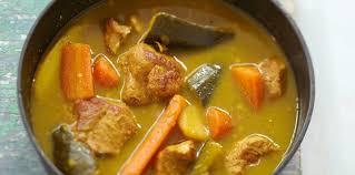 comment cuisiner du veau colombo de veau facile recette sur cuisine actuelle