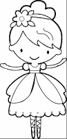 awesome ballet shoes coloring pages with ballerina coloring pages