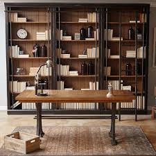Ladder Style Bookcase by Tuscan 3 Piece Bookcase Wall Ladder And Writing Desk