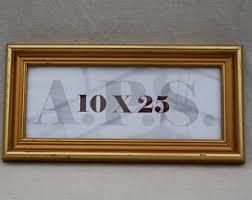 Home Decor Photo Frames Empty Frames Etsy