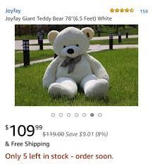 Teddy Bear Meme - creepy oversized teddy bear causes stir on thechive