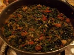 la cuisine de chez moi epinards a la sauce provencale ou a la mode de chez moi la