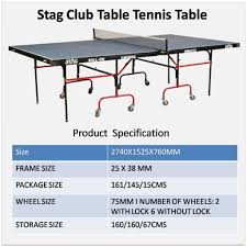 What Are The Dimensions Of A Ping Pong Table by Table Tennis Khelmart Org It U0027s All About Sports Page 2