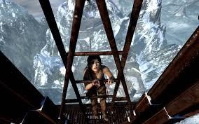 radio tower tomb raider climbing the radio tower youtube