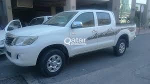 toyota truck diesel toyota hilux diesel pickup 4 x 4 qatar living