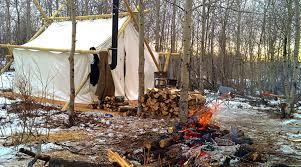 woods standard prospector wall tent u2013 rewild outfitters