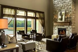 interior alluring images about great room rooms curtains for