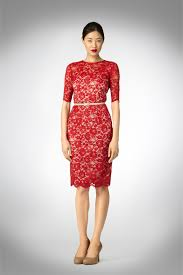 red lace dress maggy london fashion dresses