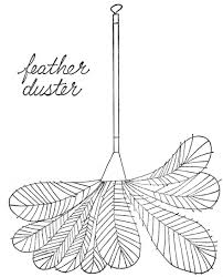 feather duster cliparts cliparts and others art inspiration