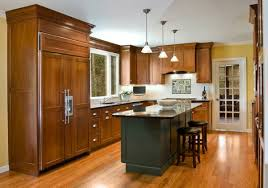wooden kitchen design l shape 20 l shaped kitchen design ideas to inspire you