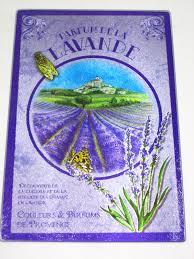 Parfum De Provence Plateau à Fromage Ou Dessus De Plat Verre Trempé Thême Parfum De