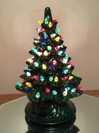 ceramic christmas tree christmas ideas
