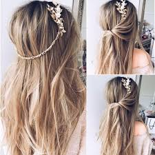 tutorial menata rambut panjang simple 11 tatanan rambut panjang ini bikin kamu sangat memesona sebagai