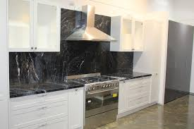 Black Granite Bench Tops Kitchen Cultured Marble Kitchen Countertops Ideas Black Marissa