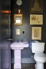 Powder Room Remodels 1203 Best Dark Walls To Love Images On Pinterest Home