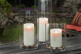 Outdoor Candle Lighting by Outdoor Matchless Candle Company