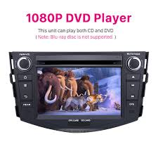 lexus is aftermarket navigation head unit 7 1 1 aftermarket head unit for 2006 2012 toyota rav4 with hd