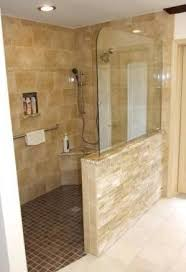 Bathroom Shower Doors Ideas Best 25 Shower No Doors Ideas On Pinterest Showers With No Non