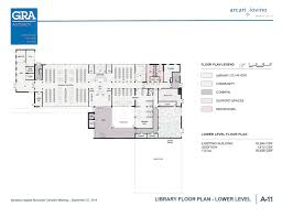 conceptual library design plans unveiled at public hearing