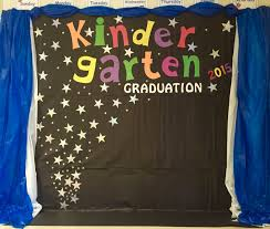 graduation backdrops kindergarten graduation backdrop door wall decoration school