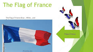 Flag Of Franc Christmas In France By Adaeze Lesli Trinity Nativity Is Used To