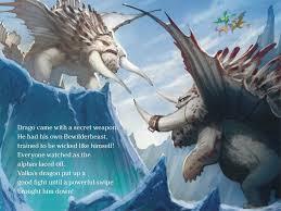 amazon dragon mountain adventure train dragon 2