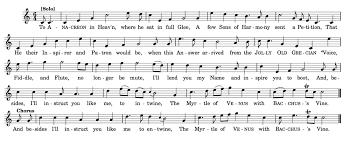 Light One Candle Lyrics To Anacreon In Heaven Wikipedia
