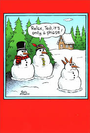 humorous christmas cards only a phase box of 12 humorous christmas cards by nobleworks