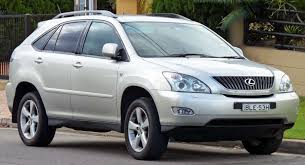 2003 Lexus Rx 2 Generation Crossover Pics Specs And News
