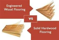 Hardwood Vs Engineered Wood Laminate Hardwood Alden S Carpet Drapes