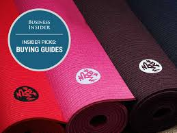 Best Recommended Materials The Best Yoga Mats You Can Buy Business Insider